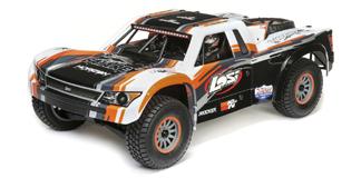 1/6 Super Baja Rey 4WD